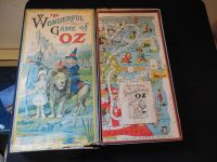 Board Game: Wonderful Game of OZ