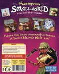 Board Game: Small World: Grand Dames of Small World