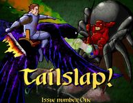 Issue: Tailslap (Issue 1 - May 2010)