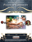 RPG Item: Feats of Ceremony