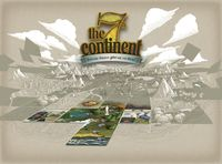 Board Game: The 7th Continent