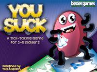 Board Game: You Suck