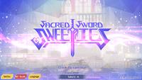 Video Game: Sacred Sword Sweeties