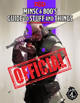 RPG Item: DDAL00-09: Minsc & Boo's Guide to Stuff and Things