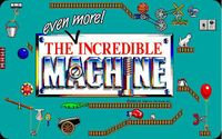 Video Game: The Incredible Machine