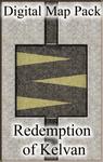 RPG Item: Digital Map Pack: Redemption of Kelvan