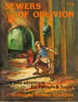 RPG Item: Solo 13: Sewers of Oblivion
