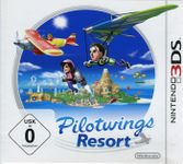 Video Game: Pilotwings Resort