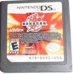 Video Game: Bakugan Battle Brawlers (DS)