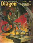 Issue: Dragon (Issue 72 - Apr 1983)