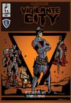 RPG Item: Vigilante City The Roleplaying Game: Superhero Team-Up!