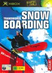 Video Game: TransWorld Snowboarding