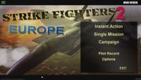Video Game: Strike Fighters 2: Europe