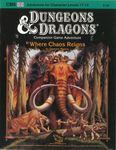 RPG Item: CM6: Where Chaos Reigns