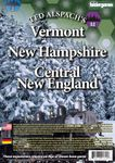 Board Game: Age of Steam Expansion: Vermont, New Hampshire & Central New England