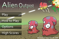 Video Game: Alien Outpost