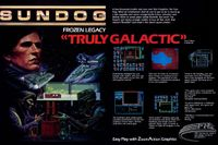 Video Game: SunDog: Frozen Legacy