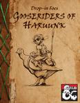 RPG Item: Gooseriders of Haruunk