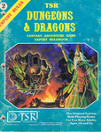 RPG Item: Dungeons & Dragons Expert Rulebook