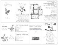 RPG Item: The Evil Bug Machine