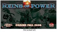 Board Game: Reins of Power