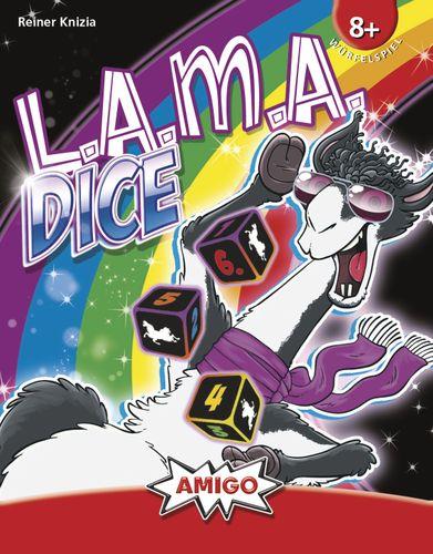 Board Game: LAMA Dice