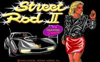 Video Game: Street Rod 2: The Next Generation