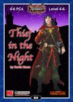 RPG Item: B08: Thief in the Night (Pathfinder)