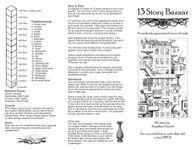 RPG Item: 13 Stories