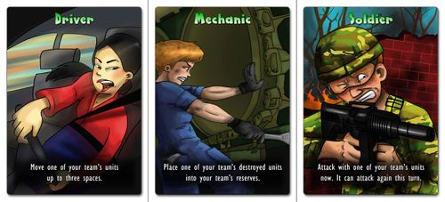 Board Game: Smash Monster Rampage!