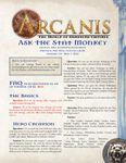 RPG Item: Ask the Stat Monkey