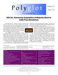 Issue: Polyglot (Volume 4, Issue 18 - Jul 2010)