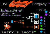 Video Game: Rocky's Boots