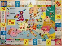 Board Game: Capitaly