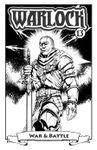 RPG Item: Warlock 13: War & Battle