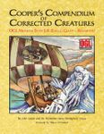 RPG Item: Cooper's Compendium of Corrected Creatures: OGL Monster Stats E – K (Eagle, Giant – Krenshar)