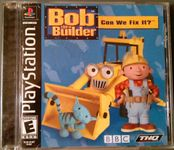 Video Game: Bob the Builder: Can We Fix It?