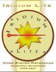 RPG Item: Iridium Lite Core Reference System