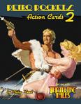RPG Item: Retro Rockets Action Cards 2