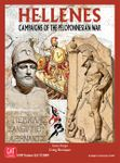 Board Game: Hellenes: Campaigns of the Peloponnesian War