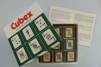 Board Game: Cubex Playing Cards