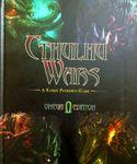Board Game Accessory: Cthulhu Wars: Omega Master Rulebook