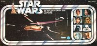 Board Game: Star Wars:  Escape From Death Star Game