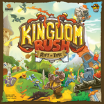 Board Game: Kingdom Rush: Rift in Time