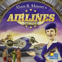 Airlines Europe Cover Artwork