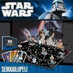 Board Game: Star Wars Board Game
