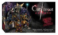 Board Game: Cutthroat Caverns: Fresh Meat