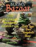 Issue: Bexim's Bazaar (Issue #22 - Oct 2020)