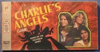 Board Game: Charlie's Angels