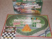 Board Game: Daytona 500
